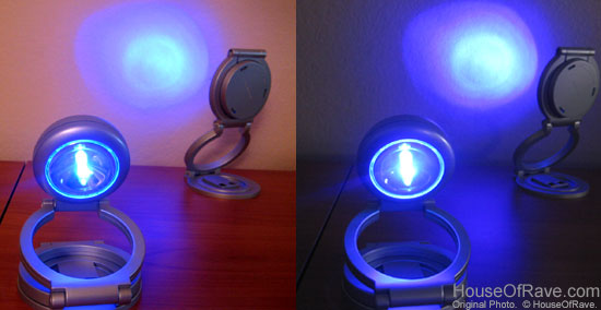 Swivel Blacklight 360