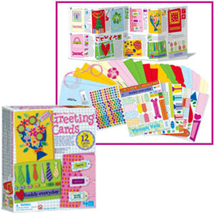 Make your own greeting card kit m4hsunfo