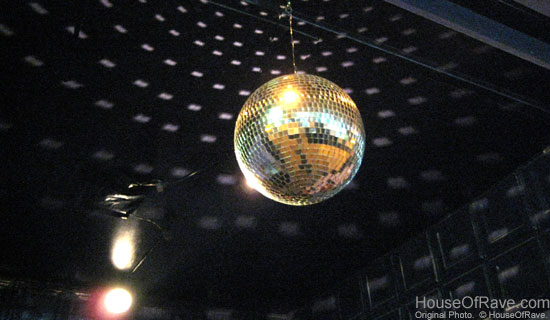 When used with our pin spot lights and disco ball motor for 1234 dance floor