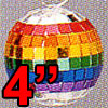 disco-balls/4-inch-rainbow-disco-ball.jpg