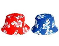 Tutorial and Free Pattern: 4 in 1 Reversible Toddler Bucket Hat