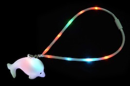 Rainbow Led Lanyard with Dolphin.jpg