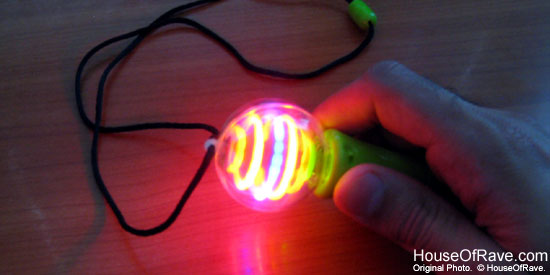 Mini Light Spinner