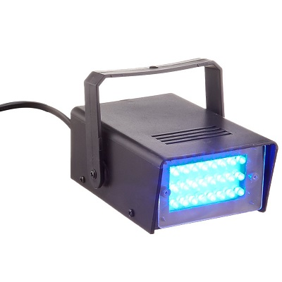 Mini led strobe light
