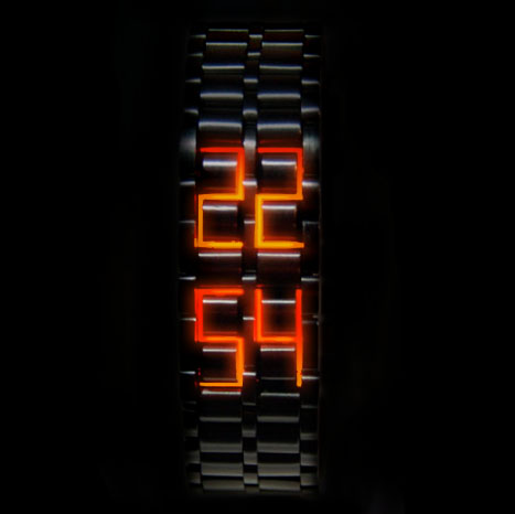 Samurai Digital Watch