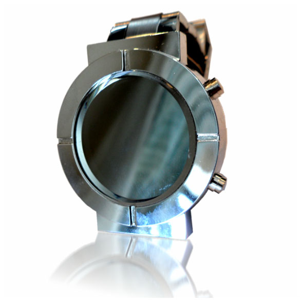 Vanity Mirror Digital Watch